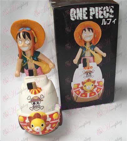 Luffy Sandal Spandex one accessories luffy doll money box sonne 15cm