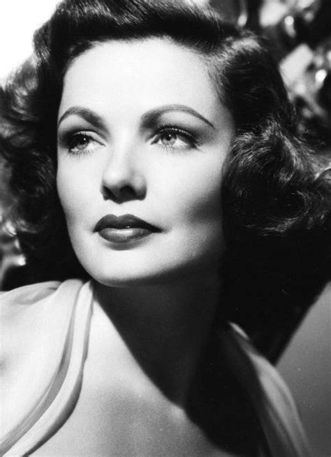 old hollywood on pinterest old hollywood glamour old hollywood gene tierney by castledreamz b w head shots