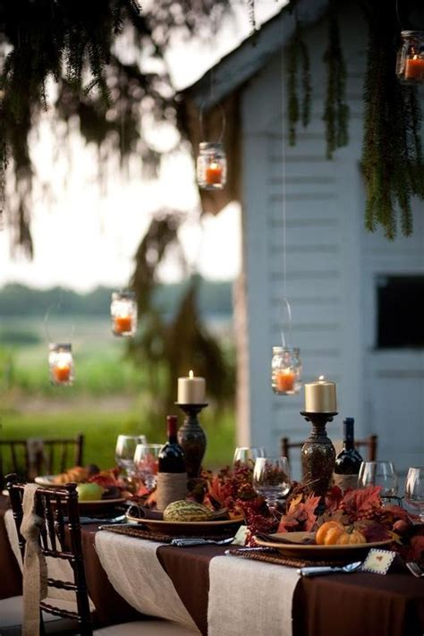 thanksgiving outdoor table decorations outdoor thanksgiving table decorations