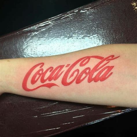 how to clean a tattoo how to clean everything with these rad coca cola tattoos