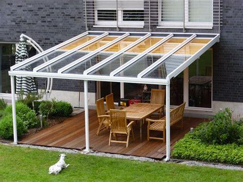 Terrasse 5x5m by Die Besten 17 Ideen Zu Terrassendach Auf Vordach