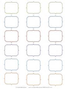 Freezer labels download course outline download fair sticks labels
