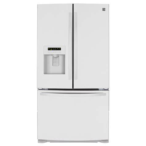Sears Door Refrigerators by Kenmore 25 Cu Ft Door Refrigerator Optimum