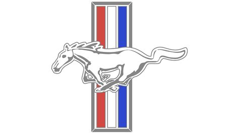 mustang logo ford logo zeichen auto geschichte