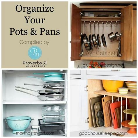 Kitchen Pan Storage Ideas 164 Best Images About Kitchen Pots Pans Organization On Pinterest Copper Pots Pan Storage