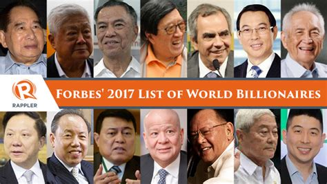 record number of filipinos among richest on the planet