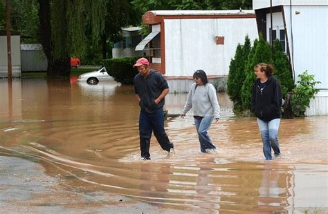flooding threatens central ny again alerts issued as