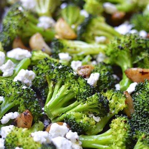 recipe garlicky roasted broccoli quick side dish 138 best bellyfatcure recipes images on pinterest