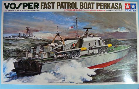 fast diesel boats tamiya royal malaysian navy vosper patrol boat kd