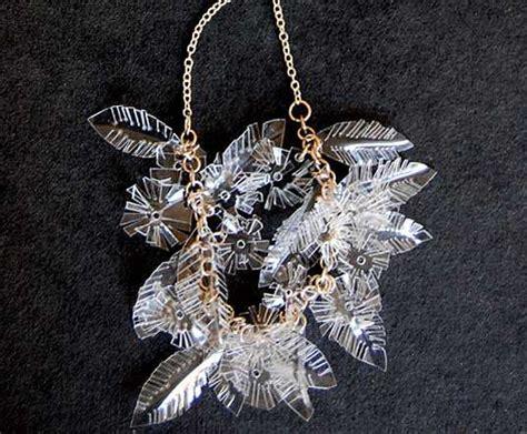 eco chic winter jewelry kumvana gomani recycled plastic