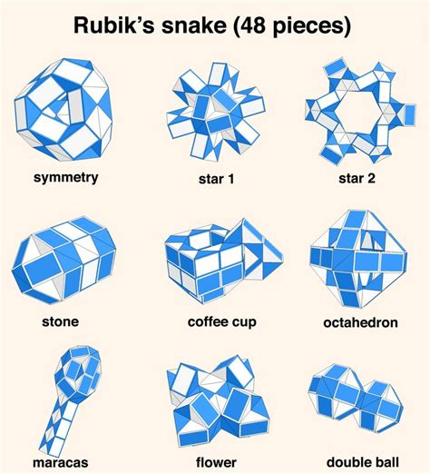tutorial main rubik snake 38 best smiggle snake puzzle or rubik s twist tutorials