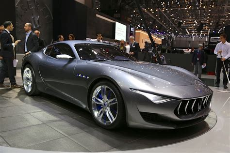 maserati concept cars tripling of maserati s sales bolsters chances for new