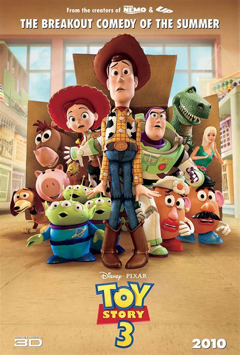 toy story 3 pixar studios pixar ish pinterest toy story 3 poster by pixar cg animation blog