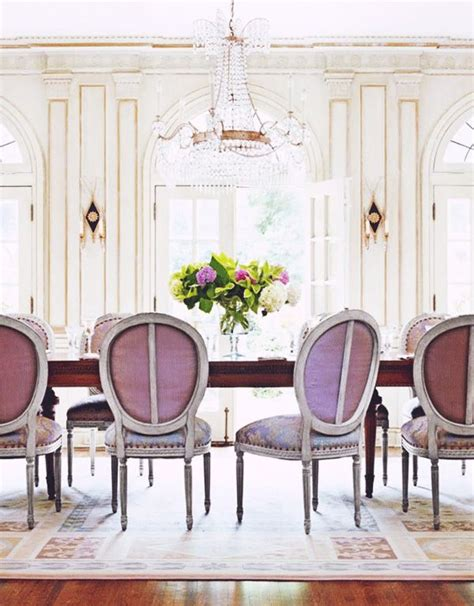 lavender dining room chairs color craze radiant orchid zerah interiors