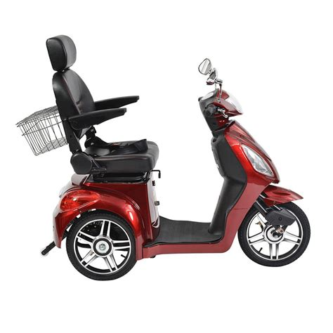 drive zoome drive zoome r3 three wheel recreational power scooter 3