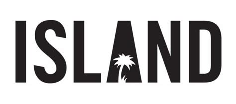Island Search Island Records Font