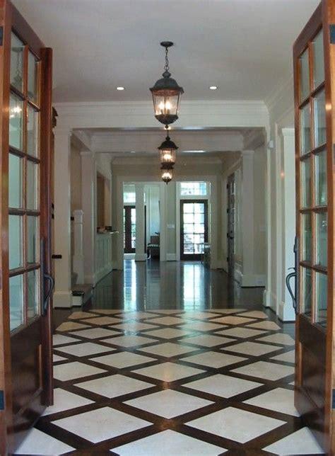 dresser homes chic elegant foyer entrance design