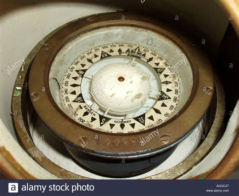 old boat compass stock photo royalty free image 2624582 - Old Boat Compass