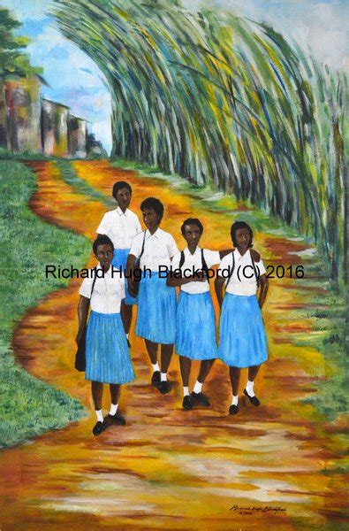 biography of jamaican artist richard hugh blackford richard hugh blackford s quot the struggle continues