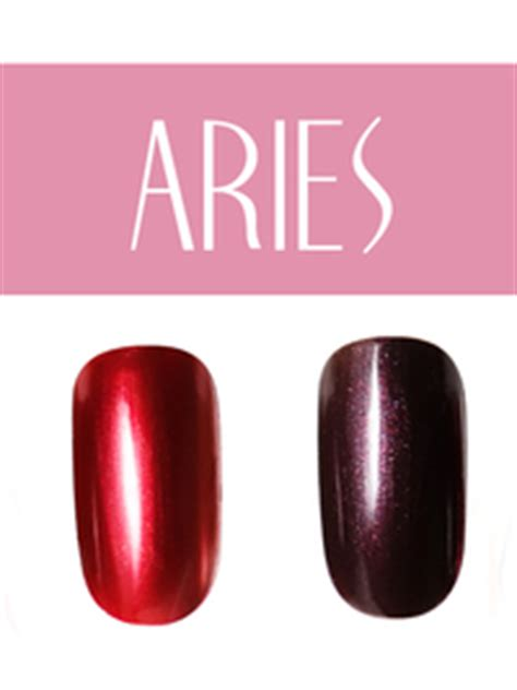 aries color pictures nail color by zodiac sign scorpio nail colors