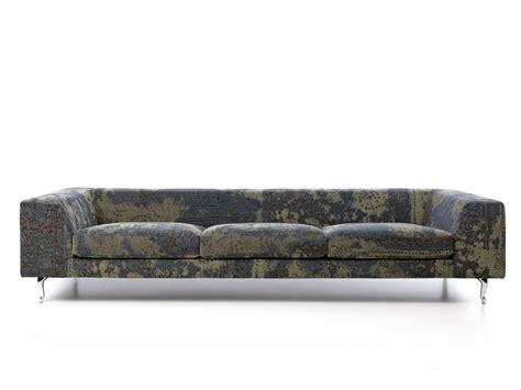 sofa dacron dacron 174 sofa with removable cover zliq sofa by moooi
