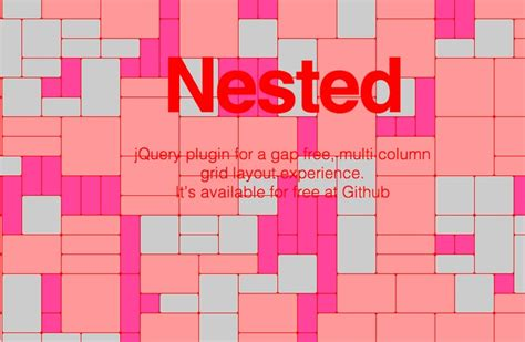 nested layout js 17 best images about my portfolio on pinterest free