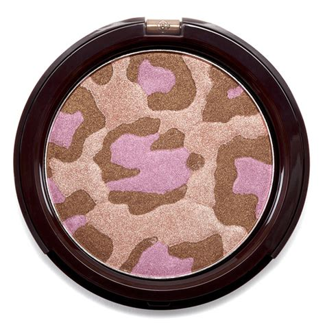 Faced Pink Leopard Bronzing Powder by Faced Pink Leopard Bronzer Beautylish