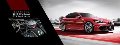 2020 Alfa Romeo Models by 2020 Alfa Romeo Gtv Review 2019