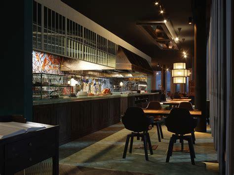 innenvisualisierung restaurant ueberland render vision