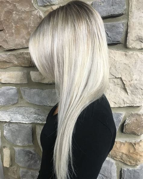 frosted gray hair dye best 25 frosted hair ideas on pinterest gray hair