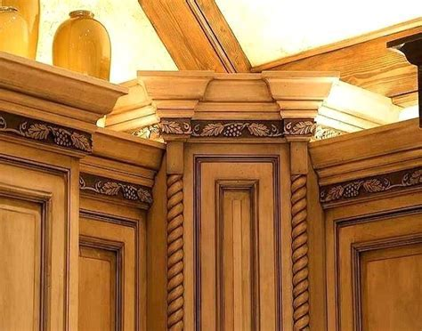 cabinet molding types ? upandstunning.club