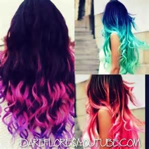 colores de pelo hair color extension como pintar tus extensiones de