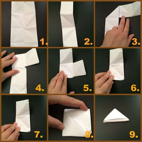 How to Make a Paper Football Tutorial + Football Game ... A-paper
