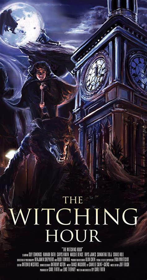 the witching hour the witching hour 2015 imdb
