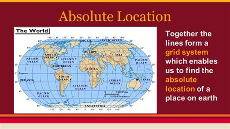 Finding Locations by Latitude And Longitude Ppt
