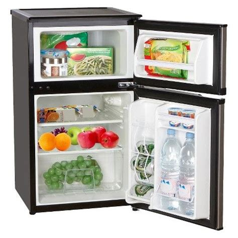 mini fridge and mini fridge for nursery emerson 3 1 cu ft 2 door mini