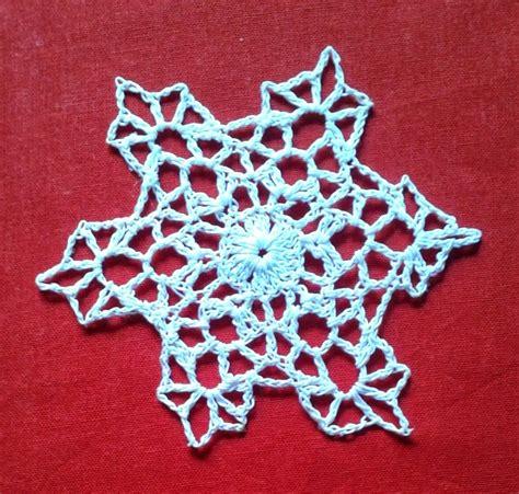 pattern snowflake crochet free snowflake crochet pattern free crochet patterns