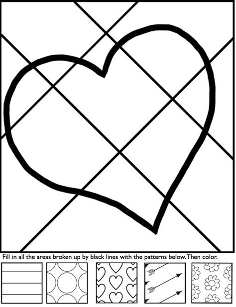 printable pop up art interactive coloring sheets for valentine s day from art