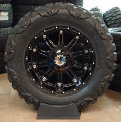 Truck Black Rims And Tires Autosport Plus Custom Wheels For Lifted And Offroad 4x4
