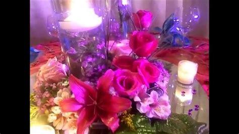centro de mesa para15 espectacular centro de mesa para boda y xv a 241 os youtube