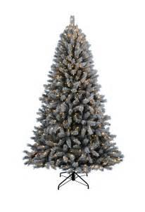 fairbanks flocked pre lit christmas tree christmas tree