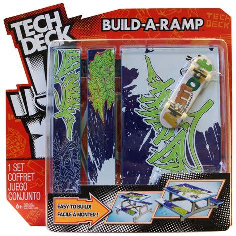 tech deck bench tech deck build a r table bench ebay