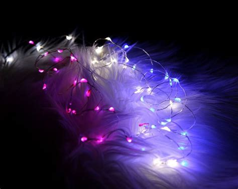 tiny outdoor string lights 2m 20 leds waterproof outdoor micro tiny led string lights