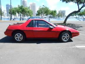 1985 Pontiac Fiero 1985 Pontiac Fiero Pictures Cargurus