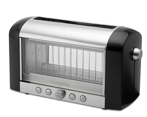 Magimix Toaster Magimix Vision Toaster World S See Through Toaster