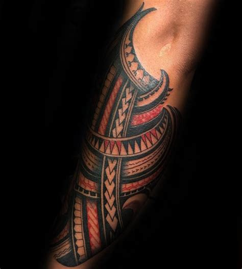 red and black tribal tattoos 90 designs for tribal ink ideas