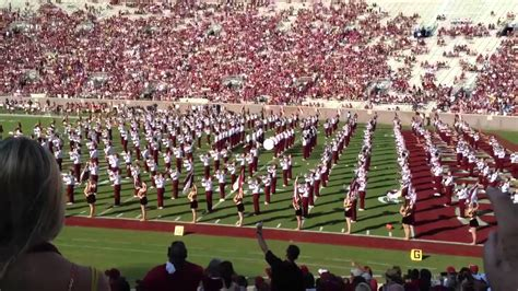 the marching chiefs of florida state the band that never lost a halftime show books 2012 fsu marching chiefs baddest band in the nation