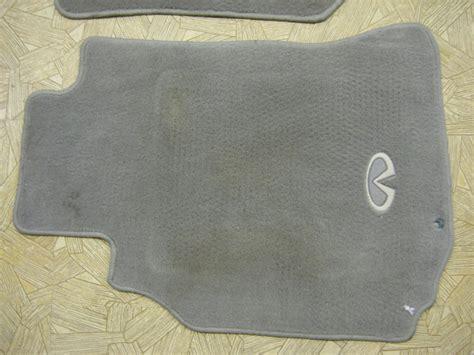 Infiniti G35 Floor Mats Factory by Fs Infiniti G35 Coupe Oem Floor Mats G35driver