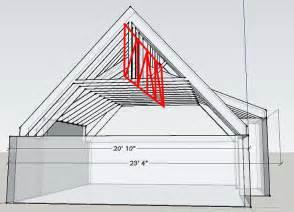 Hip Roof Framing Calculator Small Span Chunky Trusses Framing Architect Age