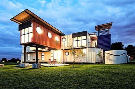 Construire Maison En Container by Pourquoi Construire Une Maison En Container